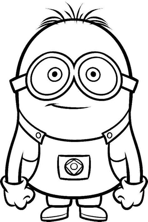 208 best free coloring pages for kids images on pinterest top 35 despicable me 2 coloring pages for your naughty