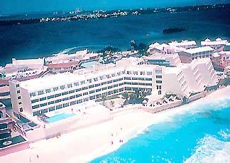 Flamingo Cancun Resort and Plaza resort review Mexico Cancun