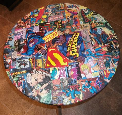Comic Decoupage - kracalactaka creations comic decoupage another post