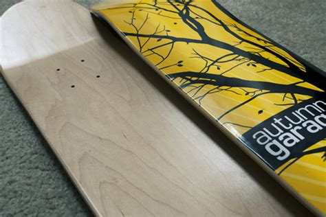 Skateboard Giveaway - autumn garage skate decks giveaway shelby white the blog of artist visual