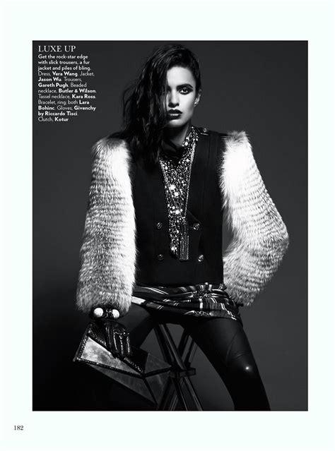 Vogue Indias Issue by Lakshmi Menon Dons Statement Pieces For Vogue India S
