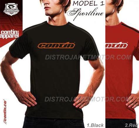 Kaos Sport Rider kaos contin t shirt