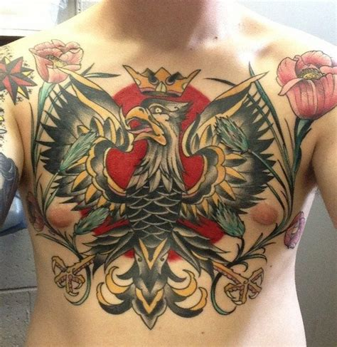 polish tribal tattoos ink eagle tribal