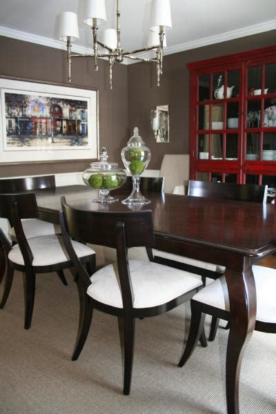 whitall brown transitional dining room benjamin whitall brown