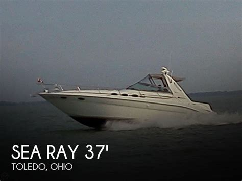 fishing boats for sale toledo ohio for sale used 1998 sea ray 370 sundancer in toledo ohio