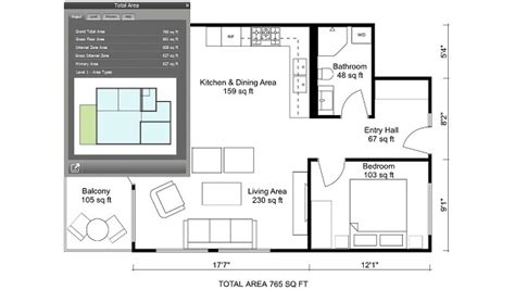 Room Planner Furniture powerful floor plan area calculator roomsketcher blog