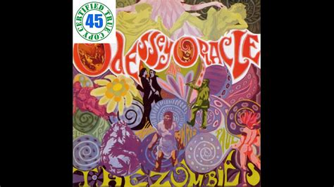 time of the season the zombies time of the season odessey and oracle