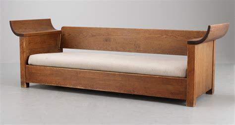 pine sofa bed axel einar hjorth soffa s 228 ng quot sandhamn quot nordiska