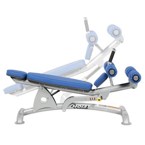hoist adjustable decline bench cf 3264 adjustable decline ab bench hoist fitness