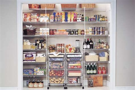 Wire Pantry Shelving by Elite Closets Kitchen Pantry