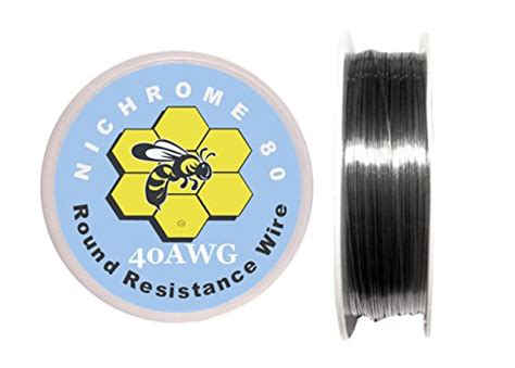 Nichrome 90 Awg 36 250ft compare price to 40 wire dreamboracay