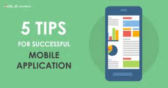 make mobile app 5 tips to make your mobile app successful appfutura