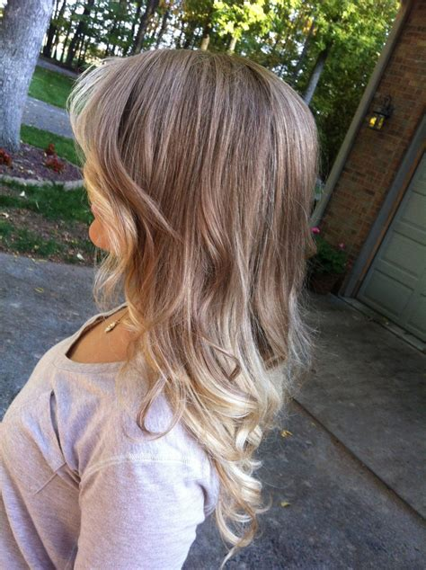 ombre hair growing out blonde ombre hair my hurrr pinterest ombre
