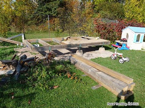 Building A Shed Foundation On Uneven Ground by Garden Shed Foundation Uneven Ground Here Sanglam