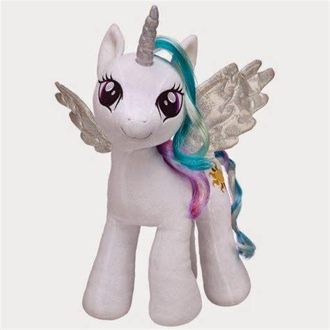 build a bear my little pony princess luna princess celestia my little pony friendship and