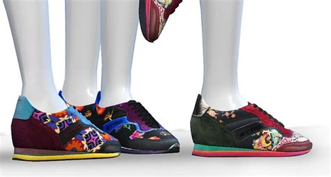 sneakers collection by mrantonieddu at ma ims4 187 sims 4