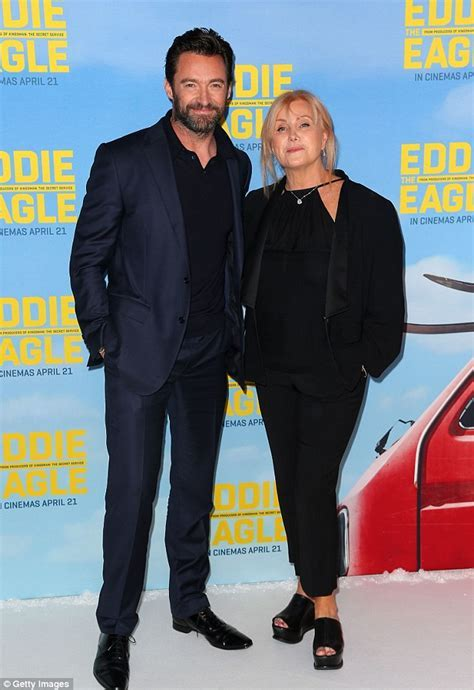 Hugh Jackman and Deborra Lee Furness celebrate 20th