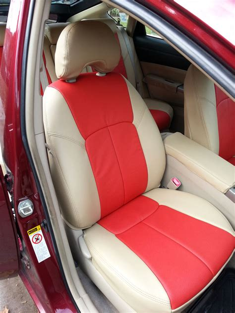 prius leather seat covers toyota prius after market clazzio leather seat covers