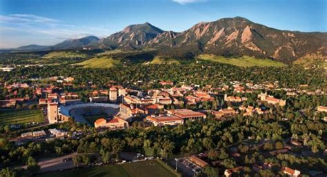 Of Colorado Boulder Mba Career Services by Boulder Colorado Livability