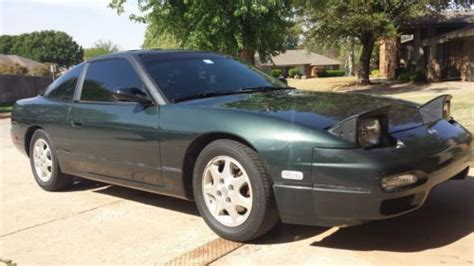 electric power steering 1992 nissan 240sx parental controls find used 1992 nissan 240sx se hatchback 2 door 2 4l in yukon oklahoma united states