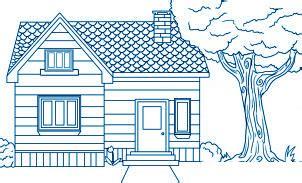 template untuk lop comment dessiner une maison allodessin