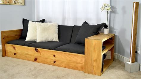 Sofa That Turns Into A Bed by Diy Sofa Bed Turn This Sofa Into A Bed