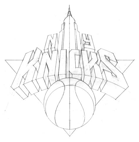 behind the knicks logo with michael doret part 2