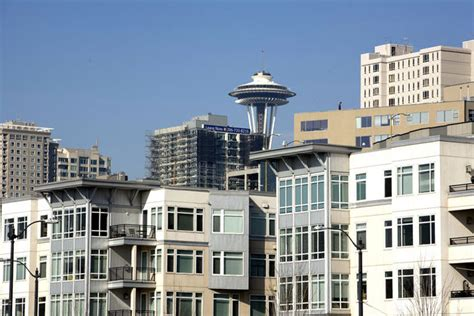 Apartment Seattle Apartment Rents On The Rise In Seattle And Neighboring