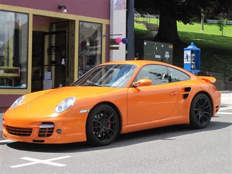 orange porsche 911 turbo image gallery orange porsche 911