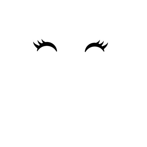 printable unicorn eyes template eyes template unicorn all free templates to download