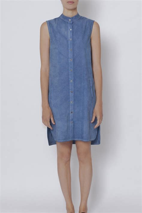 Buttoned Shirt shelly shor buttoned shirt dress from tel aviv shoptiques