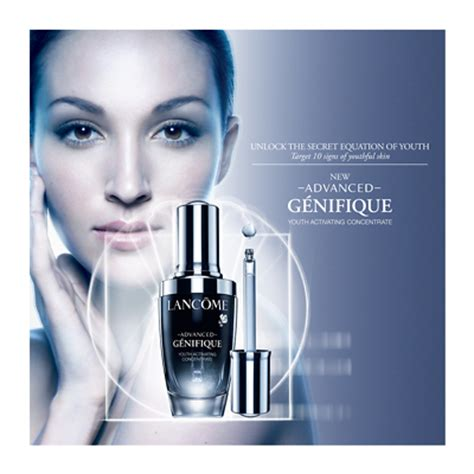 Lancome Advanced Gdnifique Youth Activating Serum 8 Ml lanc 244 me advanced g 233 nifique youth activating concentrate