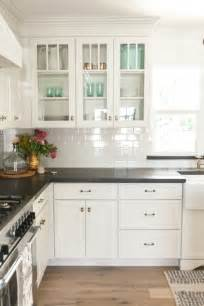 Upper Kitchen Cabinets With Glass Doors Pinterest The World S Catalog Of Ideas