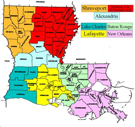 louisiana diocese map toolbar creator galleries related louisiana map with