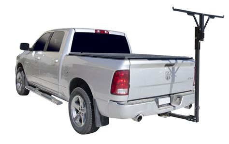 bed load toyota tacoma erickson big bed load extender for truck bed