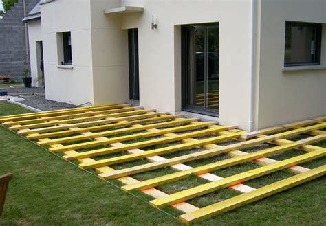 Terrasse Definition by Terrasse Composite Fixation Nos Conseils