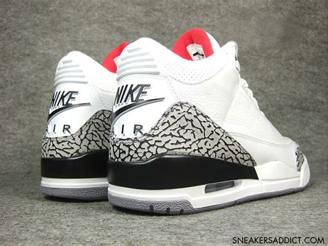 imagenes jordan retro 3 air jordan iii 88 retro new pictures sneakers addict
