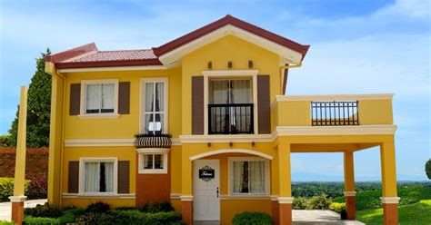camella homes camella bucandala fatima house and lot