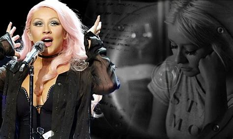 Lepaparazzi News Update Aguileras Sundays by Aguilera Gives Update On New Album Daily