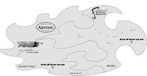 freehand airbrush templates buy artool freehand templates iwata true buy