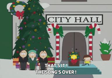 christmas tree mayor gif by south park find share on giphy