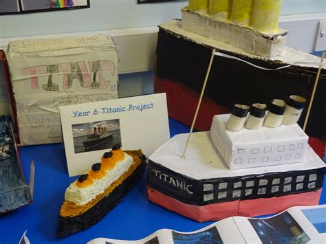 Titanic Did You Soul Project Titanic Projects Ks2 Gillibrand Primary School