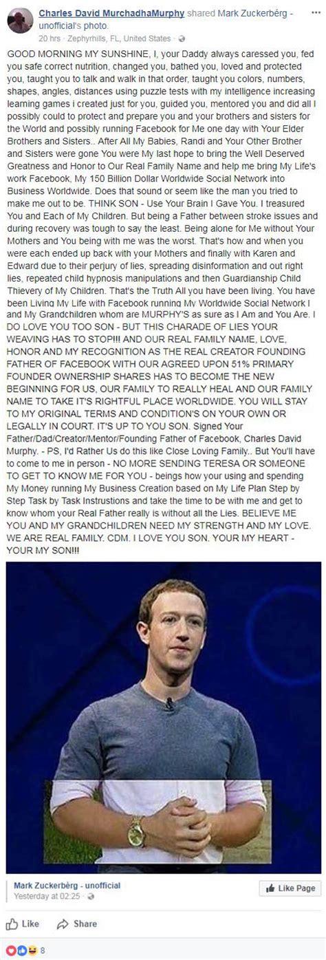 mark zuckerberg biography essay he thinks he is mark zuckerberg s father and elon musk
