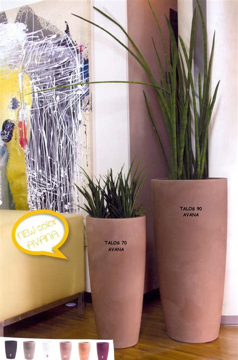 vasi per terrazzi in resina nicoli vaso talos h70 vasi resina vaso arredamento