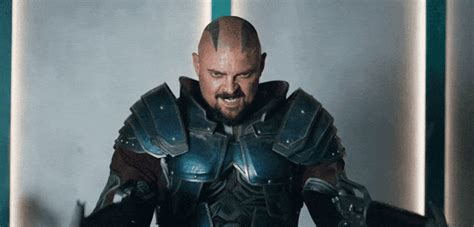 Tembakan Thor M16 3 karl fala sobre skurge e sua experi 234 ncia de trabalhar a marvel universo marvel 616