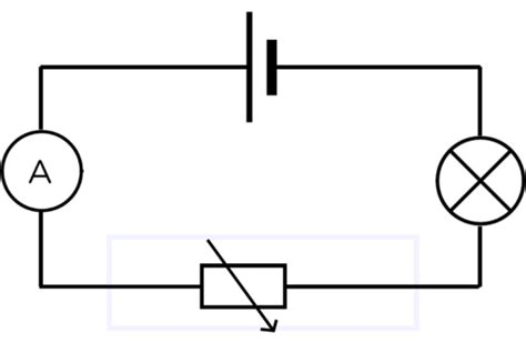 variable load resistor circuit diagram sciences grade 9