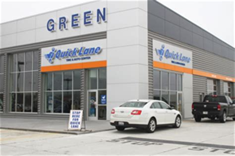 green ford peoria change tire auto repair 174 green ford