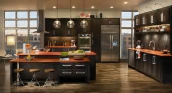 Art Deco Kitchen Design les cuisines contemporaines fonctionnelles et styl 233 es
