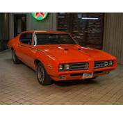 1969 Pontiac GTO For Sale On ClassicCarscom  60 Available