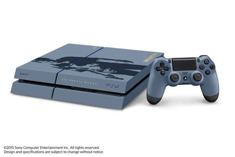 Ps4 Uncharted 4 Limited Tanpa limited edition uncharted 4 ps4 bundle has been discovered